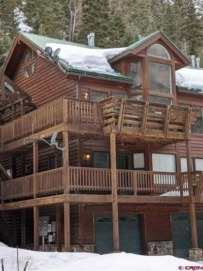1480 OAK ST, OURAY, CO 81427 - Photo 1