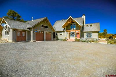 151 BOONE CABIN CT, Pagosa Springs, CO 81147 - Photo 1