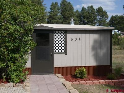 631 LAKE ST, Pagosa Springs, CO 81147 - Photo 1