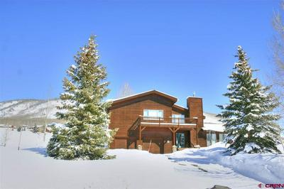 85 SNODGRASS LN, Crested Butte, CO 81224 - Photo 2