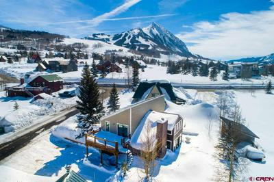 64 PARADISE RD, Mt. Crested Butte, CO 81224 - Photo 1