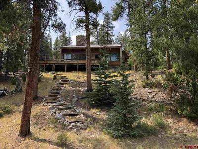 389 WOLF CANYON DR, Almont, CO 81210 - Photo 1
