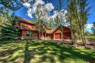 216 CLIFFS EDGE DR, Durango, CO 81301 - Photo 1