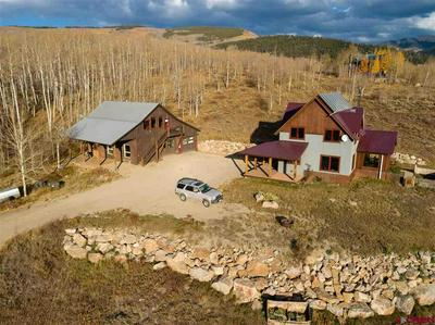 393 LOWER HIGHLANDS RD, Crested Butte, CO 81224 - Photo 1