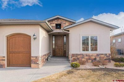 1049 COURTHOUSE PEAK LN, MONTROSE, CO 81403 - Photo 2