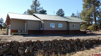 27 PIONEER CT, Pagosa Springs, CO 81147 - Photo 1