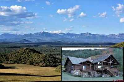 105 BILLY GOAT PT FS RD, Pagosa Springs, CO 81147 - Photo 1