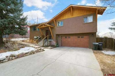 2607 N COLLEGE DR, DURANGO, CO 81301 - Photo 1