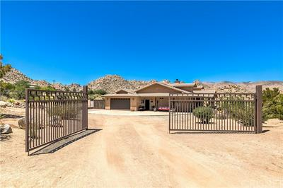 52965 PALOMA RD, Pioneertown, CA 92268 - Photo 2