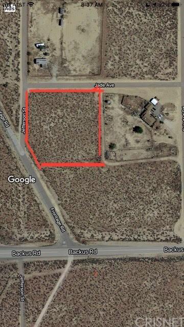 0 JEFFERSON, Mojave, CA 93501 - Photo 1