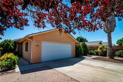 190 N 5TH ST, Shandon, CA 93461 - Photo 1