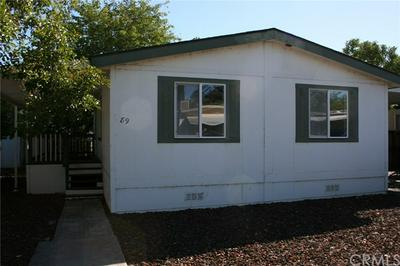 400 SULPHUR BANK DR SPC 89, Clearlake Oaks, CA 95423 - Photo 1