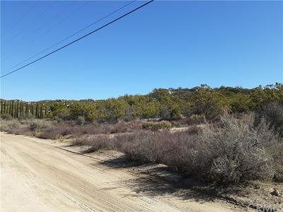0 TULE VALLEY ROAD, Aguanga, CA 92536 - Photo 1