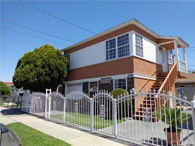 5316 CORONA AVE, Maywood, CA 90270 - Photo 1