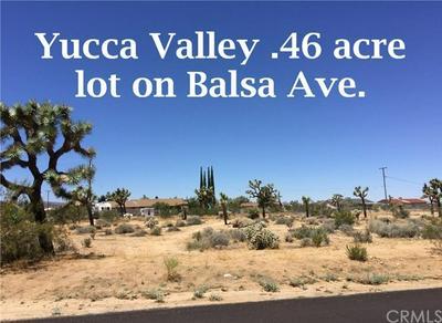 3680 BALSA AVE, Yucca Valley, CA 92284 - Photo 1