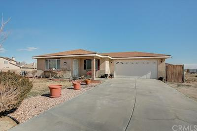 3450 HOLIDAY AVE, ROSAMOND, CA 93560 - Photo 1