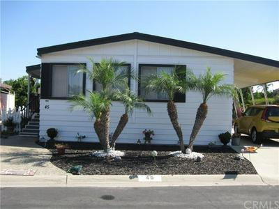 18601 NEWLAND ST SPC 45, Huntington Beach, CA 92646 - Photo 1