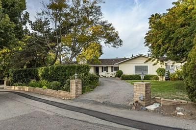 6120 EL ROMERO, Rancho Santa Fe, CA 92067 - Photo 1