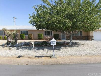7685 VICTORIA AVE, Yucca Valley, CA 92284 - Photo 1
