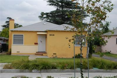 5928 ROSEMEAD BLVD, Temple City, CA 91780 - Photo 1