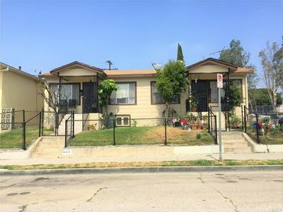 641 PENRITH DR, Los Angeles, CA 90023 - Photo 1