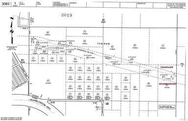 0 VAC/AVE V8/VIC 185 STE BLACK BUTTE, Llano, CA 93591 - Photo 1