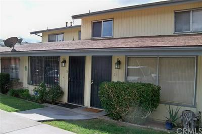 2350 OSBUN RD UNIT 72, San Bernardino, CA 92404 - Photo 1