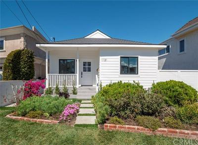 1131 19TH ST, HERMOSA BEACH, CA 90254 - Photo 1