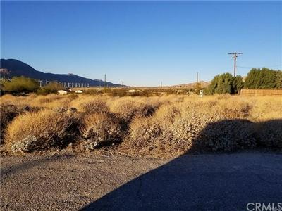 0 JOSHUA & SAGEBRUSH ROAD, Whitewater, CA 92282 - Photo 1