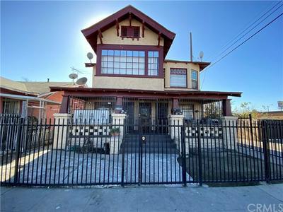 244 W 62ND ST, Los Angeles, CA 90003 - Photo 1
