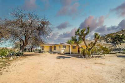 7825 JOSHUA VIEW DR, YUCCA VALLEY, CA 92284 - Photo 2