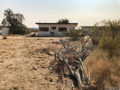 2985 FOXY FLATS RD, Joshua Tree, CA 92252 - Photo 1