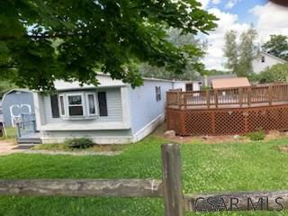 855 WEIGLE ST, Hooversville, PA 15936 - Photo 2