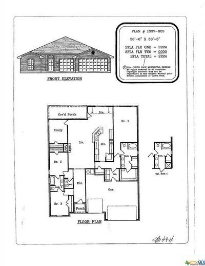 724 DAMASCUS DR, Belton, TX 76513 - Photo 1