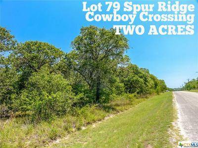 LOT 79 SPUR RIDGE, San Antonio, TX 78264 - Photo 1
