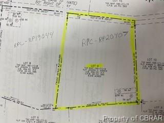 LOT 8 SAW MILL LANE, GLOUCESTER, VA 23061 - Photo 1