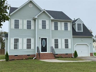 208 GREEN HOLLOW LN, SANDSTON, VA 23150 - Photo 2