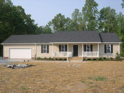 1626 JACKS CREEK, AYLETT, VA 23009 - Photo 1