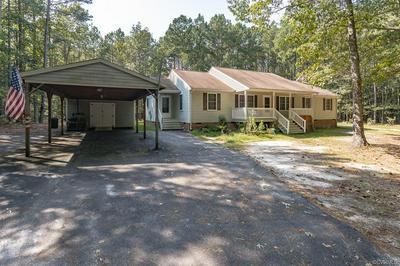 8510 CLAIBORNE RD, SUTHERLAND, VA 23885 - Photo 1