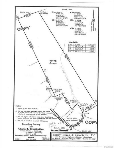 000 BRECKS LANE, Farmville, VA 23901 - Photo 2