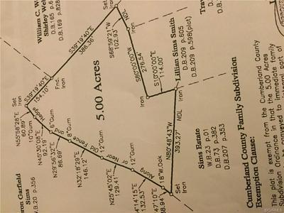 5 ACRES SIMMS ROAD, Cumberland, VA 23040 - Photo 1
