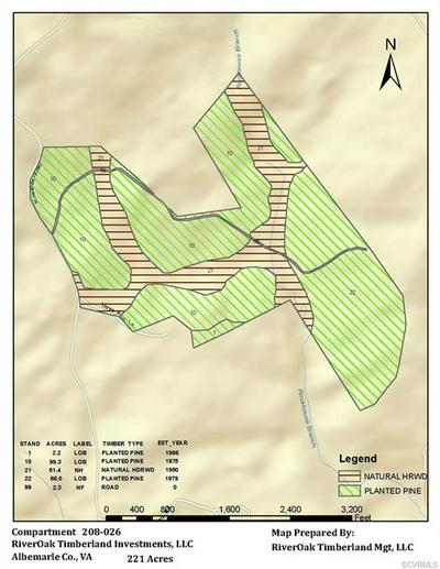 000 HOWARDSVILLE TURNPIKE, ESMONT, VA 22937 - Photo 2