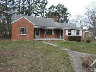 319 MCLEAN ST, Burkeville, VA 23922 - Photo 1