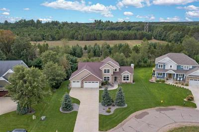 4345 STERLING DR, Plover, WI 54467 - Photo 1