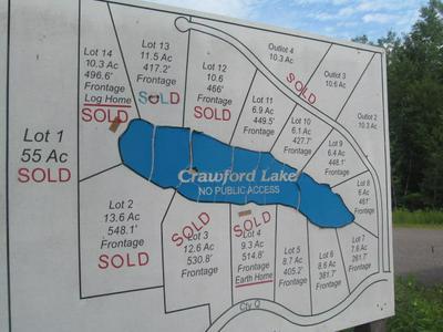 LOT 10 CRAWFORD LAKE ROAD, Pickerel, WI 54465 - Photo 1