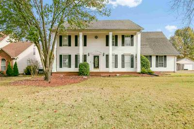100 WILLOW BRANCH DR, JACKSON, TN 38305 - Photo 1
