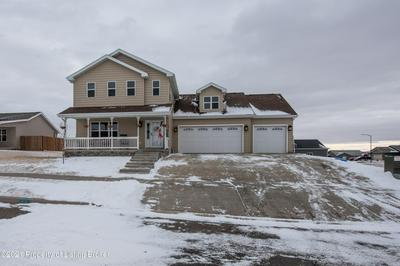 1271 WAHL ST, Dickinson, ND 58601 - Photo 1