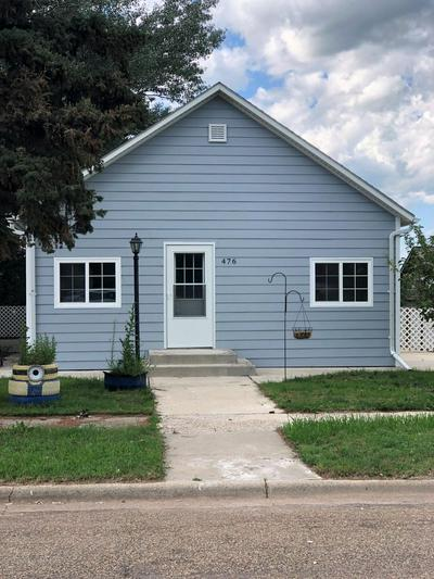 476 1ST ST SE, BEACH, ND 58621 - Photo 1