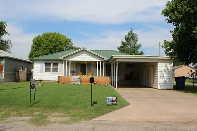 701 S 7TH ST, MARLOW, OK 73055 - Photo 1