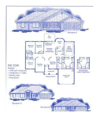 2370 GENEVIEVE WAY, CRESTVIEW, FL 32536 - Photo 1